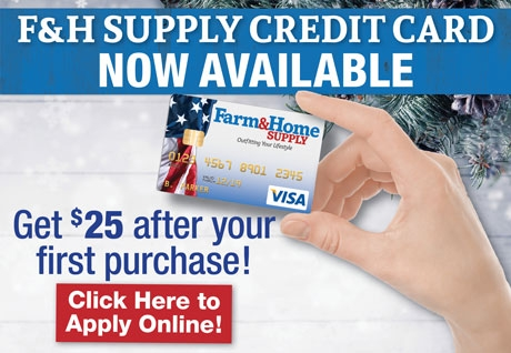 F&H Credit Card